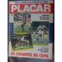 Placar - Os Gigantes Da Copa/ Flamengo/ Bahia/ Falcão/ Atlét