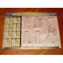 Pôster Guerin Sportivo Da Champions League 1996 1997