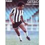 Pôster Placar Do Getúlio No Atlético Mineiro 1976
