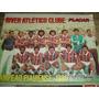 Miniposter River Campeão Piauiense 1980 Placar Frete Gratis