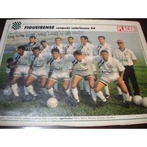 Poster Figueirense Campeão Catarinense 1994 21x27 Cm
