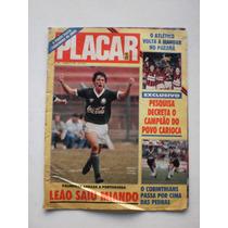 Revista Placar 10/08/1990 N 1051 - Cod Loja 01