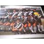 Vasco Poster Gigante Campeão Brasieiro 1989 Revista Placar