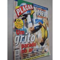 Revista Placar 1146 1998 Especial Retrospectiva 1998