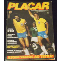 Revista Placar Nº 628 - Jun/1982 - Copa Do Mundo