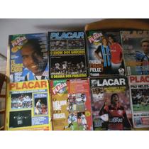 Coleção C/40 Revistas Placar Maioria Antigas