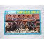 Poster Do Gremio Campeao De Ouro/81/tabela Carioca 81