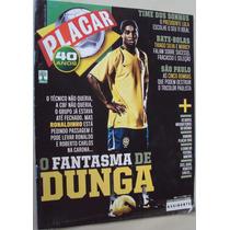 Revista Placar 1339 2010 Seleção Brasileira