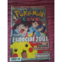 Revista Pokémon Club N°29 - Especial 2001