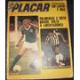 Placar Nº 155 -1973 Figurinhas E Poster Atletico Goianiense