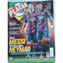 Placar Rei Messi, Príncipe Neymar Fevereiro De 2015
