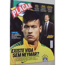 Revista Placar 1404 2015 Copa América: Seleção Brasileira
