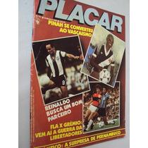 Revista Placar 667 1983 Taça De Ouro; Copa Libertadores