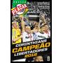 Revista Poster Placar Corinthians = Libertadores 2012 Nova!