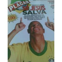 Placar - Maio 2001 - Robinho Na Capa