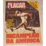 Revista Pôster Placar - São Paulo Bi Campeão Da Libertadores