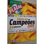 Revista Placar 1290 C 2005 Edição Dos Campeões 2005 Completa