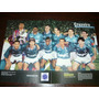 Poster Cruzeiro Copa E Flamengo Campeão 1996 Placar Fret Gra
