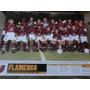 Poster Flamengo Campeão Copa Dos Campeões 2001 21 X 27 Cm
