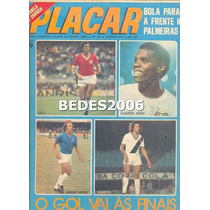 Placar Nº 227 - 1974 - Tabela Campeonato Carioca