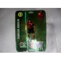 Card Futebol Brasileiro - Cheetos - Ronaldo Angelim 11