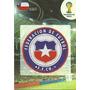 Escudo Do Chile Adrenalyn Copa Fifa Word 2014