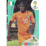 Adrenalyn Xl One To Match Gervinho Word Cup 2014