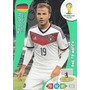 Adrenalyn Xl One To Match Gotze Word Cup 2014