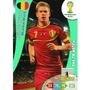 Adrenalyn Xl One To Match De Bruyne Word Cup 2014