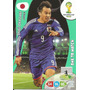 Adrenalyn Xl One To Match Okazaki Word Cup 2014