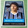 Renato Gaúcho Modelo Futebol Cards Ping Pong Grêmio Craques