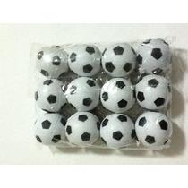 Chaveiro Bola De Futebol ( Pacote Com 12 Peças )