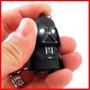 Chaveiros Darth Vader Star Wars Luz Led Som Com Baterias