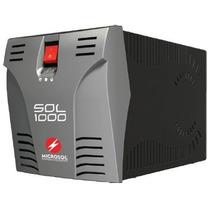 Estabilizador Apc Microsol Sol1000up Bivolt/115v 1000 Watts