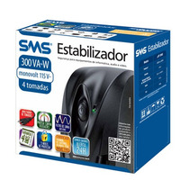 Estabilizador Sms Revolution Speedy Compacto Mono 115v