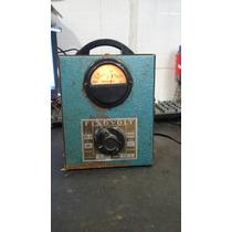 Transformador Regulador De Voltagem Fixovolt Antigo.