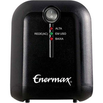 Estabilizador Enermax Exs Ii Power 600va Biv Mania Virtual
