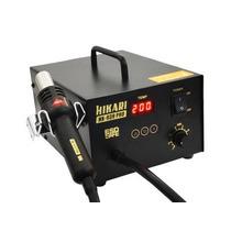 Estacao Retrabalho Para Smd Digital Hikari Hk-939 Pro 127v