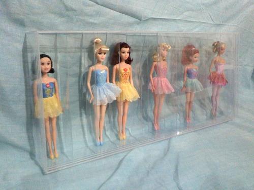 Estante - Casa Da Barbie - Expositor - Prateleira - Quadro