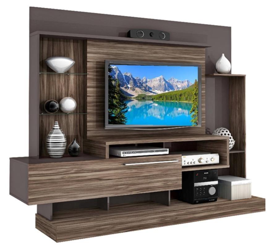 Rack Grande Para Sala De Tv ~ Estante Home Theater Supremo 2,17m Sala Rack Grande Promoção  R$