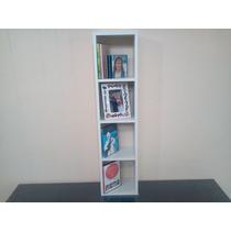 Torre Vivan Para Dvds, Cds, Porta Retrato E Livros