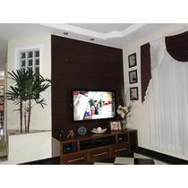 Painel Mdf Para Tv Lcd/plasma/led Sob Medida - Preço Por M²