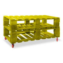 Rack Zínia - Móvel De Palete/pallet