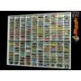 Estante Hotwheels 200 Nichos Modelo Colectors Gran Luxo