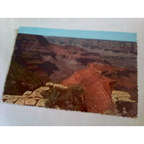 Antigo Cartão Postal - Grand Canyon Arizona - Eua