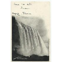 3420 - Postal Niagara Falls, U S A