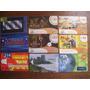 Cartões Telefônicos Walt Disney Maradona Lote X 27