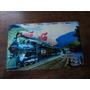Cartão Telefônico - Coca-cola - Quebra Cabeças - Trem 10 Pcs