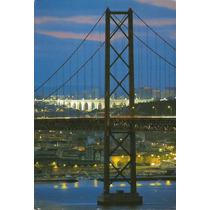 911 - Postal Lisboa, Portugal - Ponte 25 E Abril