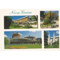Yyy-9690- Postal Nova Gorica, Slovenia